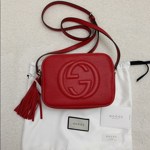 54df94e4d Gucci Bags | Soho Small Disco Bag | Poshmark